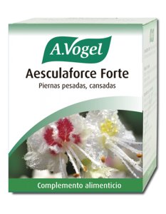 Producto piernas cansadas pesadas, Aesculaforce Forte 30 comprimidos