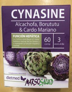 alcachofa, cardo mariano 60 comprimidos