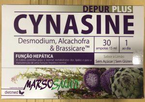 desmodium, alcachofa, brasicare 30 ampollas