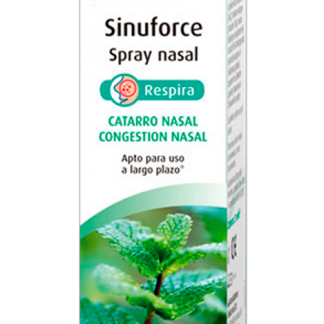 Spray alivio catarro y congestión nasal. Sinoforce  20ml